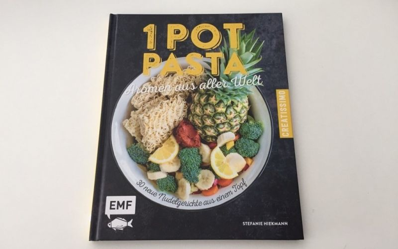 © 1 POT PASTA / EMF Verlag/ Christine Pittermann