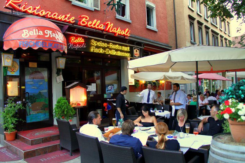 Photo von SPEISERESTAURANT Bella Napoli in Stuttgart