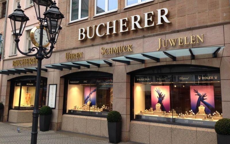 Foto von Bucherer in Nürnberg