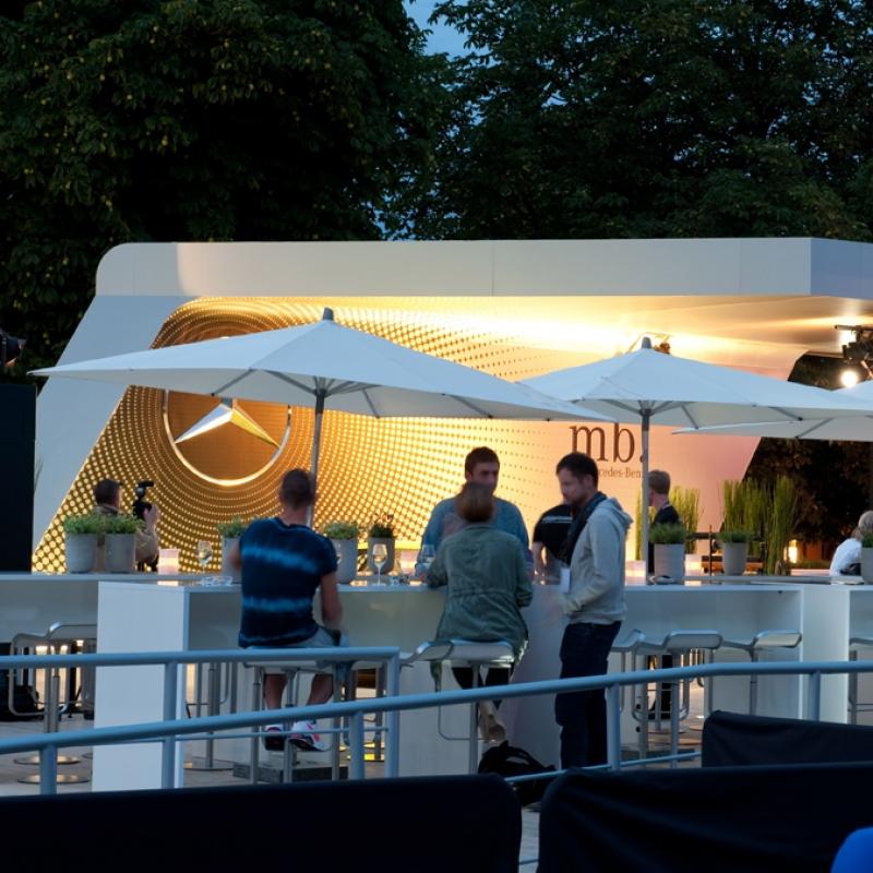 Catering - mb! Lounge - Alte Kanzlei - Stuttgart- Bild 8