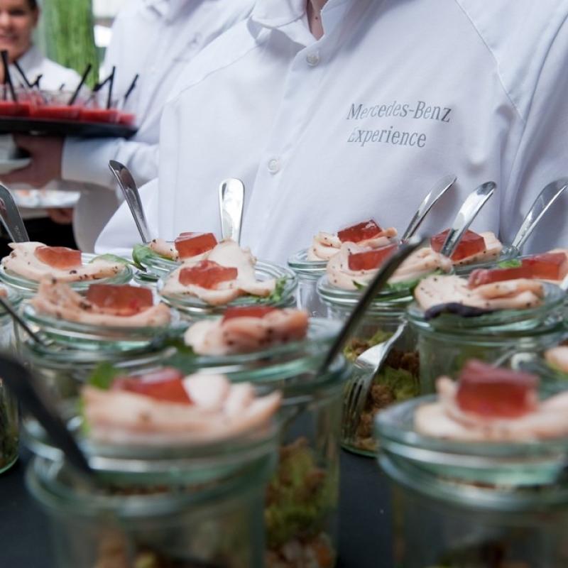 Catering - mb! Lounge - Alte Kanzlei - Stuttgart- Bild 18