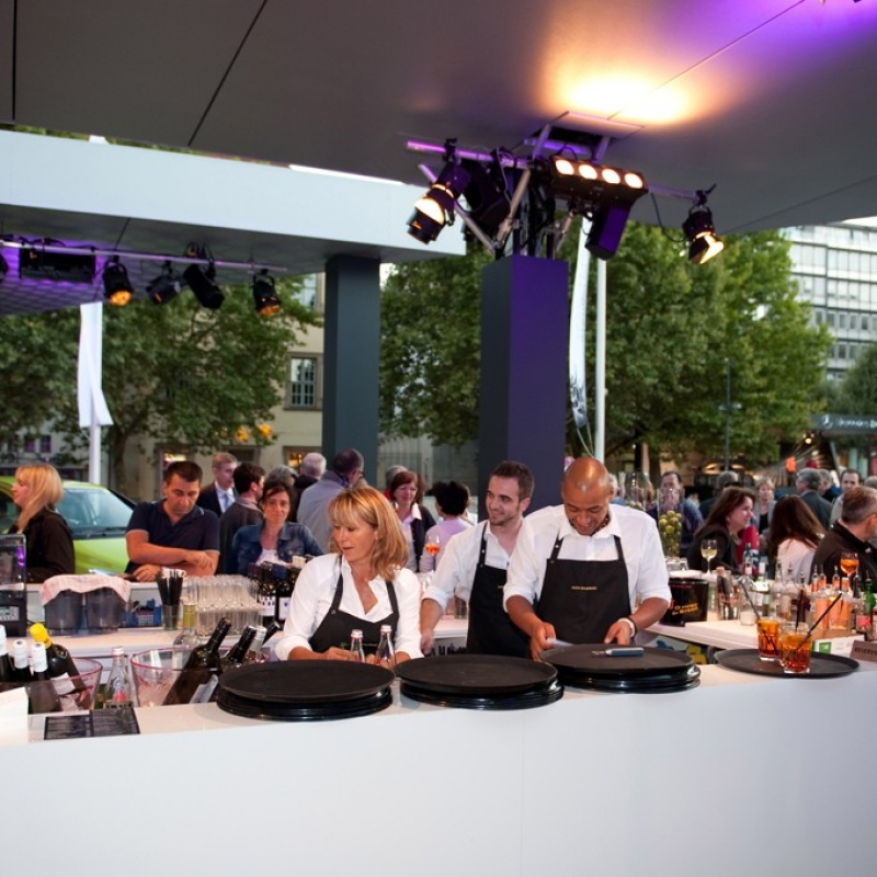 Catering - mb! Lounge - Alte Kanzlei - Stuttgart- Bild 12