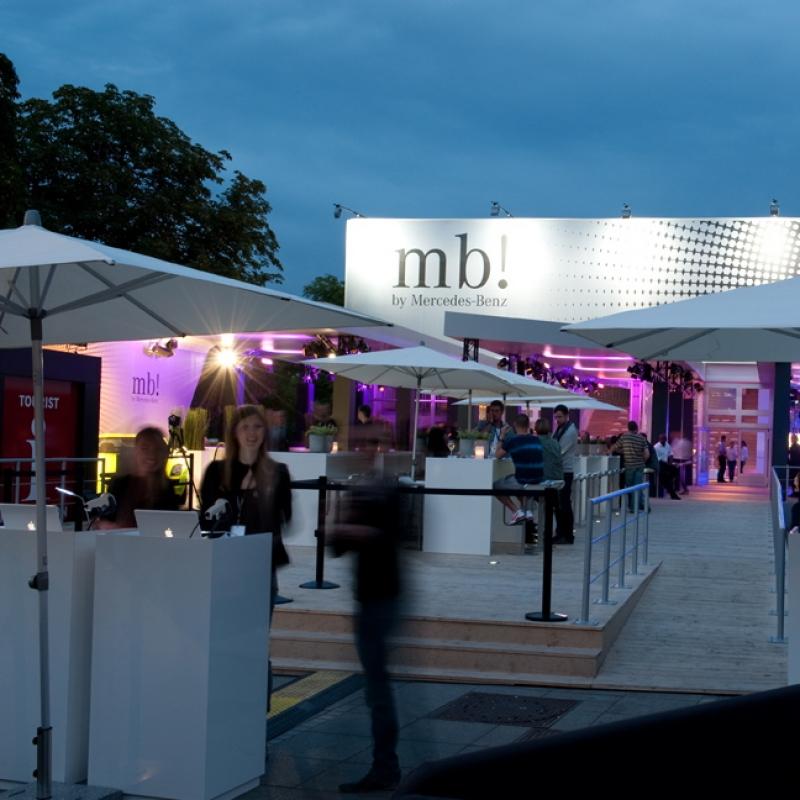 Catering - mb! Lounge - Alte Kanzlei - Stuttgart- Bild 7