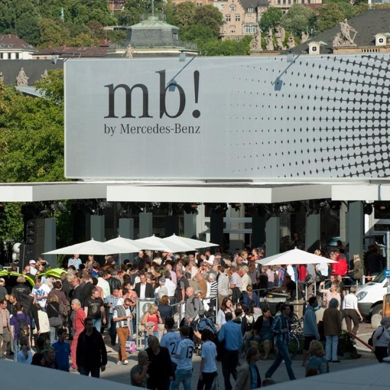 Catering - mb! Lounge - Alte Kanzlei - Stuttgart- Bild 14