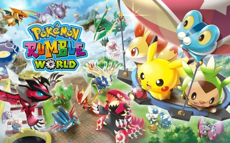 Pokémon Rumble World - (c) Nintendo