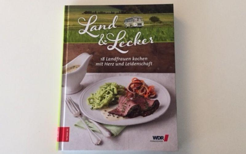- (c) Land & Lecker - 18 Landfrauen kochen mit Herz und Leidenschaft aus dem ZS Verlag / Christine Pittermann