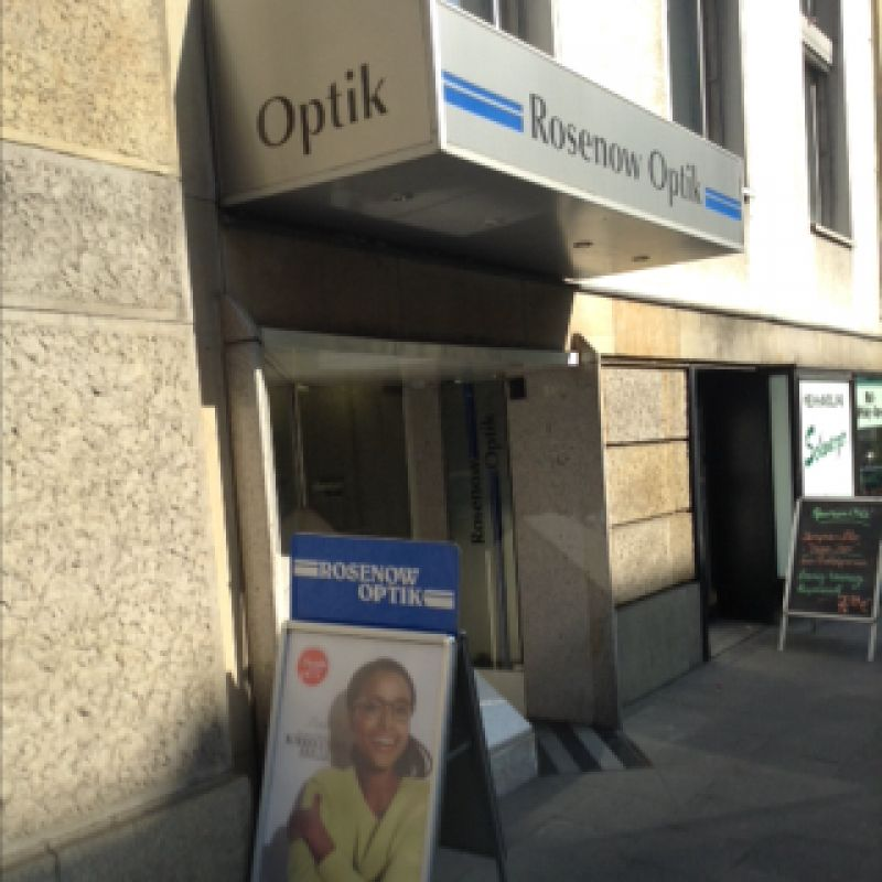 Photo von Rosenow Optik in Köln
