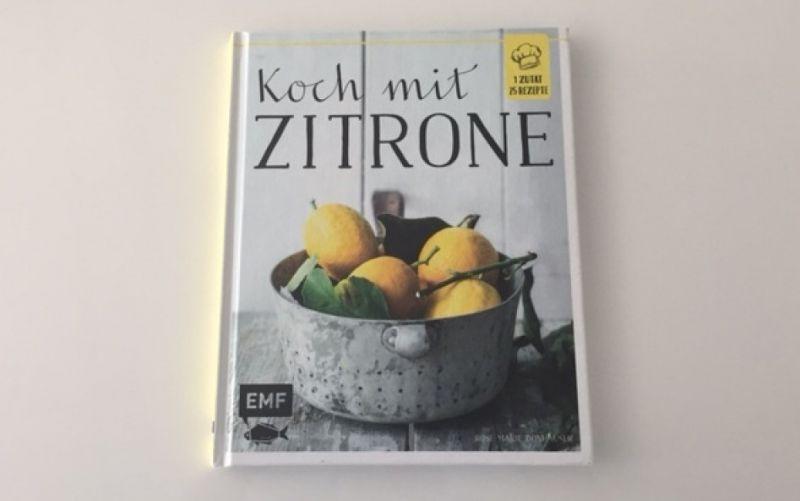 - (c) Koch mit Zitrone / EMF Verlag / Christine Pittermann