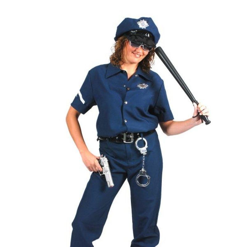 american-cop<br> Unter all den Uniform-Kostümen ist der Polizist noch immer der absolute Spitzenreiter! Denn beim Anblick dieses coolen American Cop wird so manches Damenherz ganz schwach. Das vierteilige Kostüm ist in stilechtem dunkelblau gehalten und besteht aus Hemd, Hose, Gürtel und Polizeikappe.  <br> Home/Kostüme/Berufe/Damen<br> [http://www.pierros.de/produkt/american-cop, jetzt auf Pierros.de kaufen]  - PIERRO'S in Mayen - Mayen