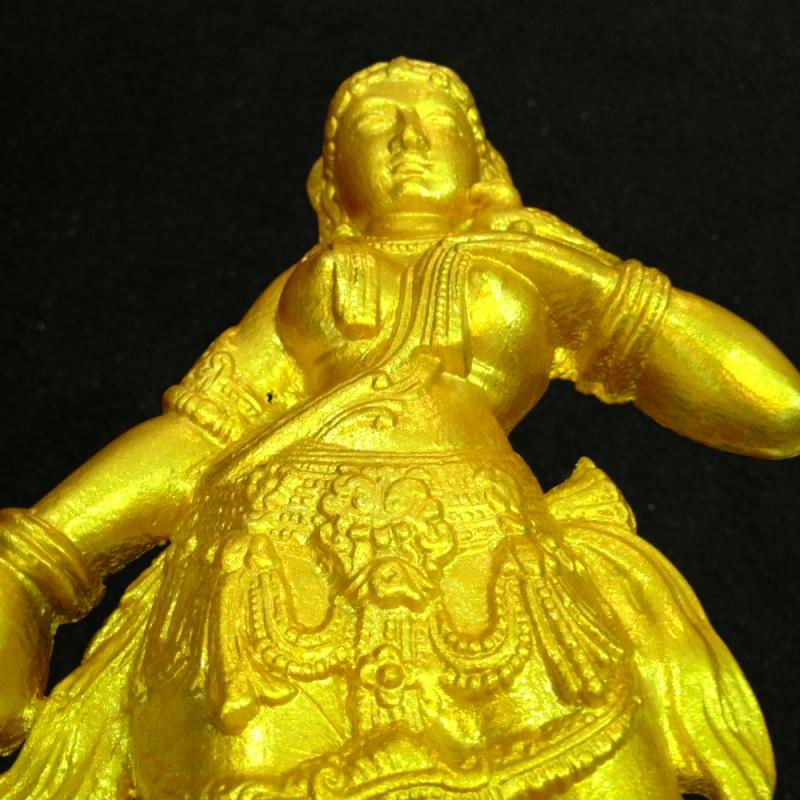 Buddha in Gold 28cm aus Messing - Surprise Geschenke & Wohnaccessoires - Köln
