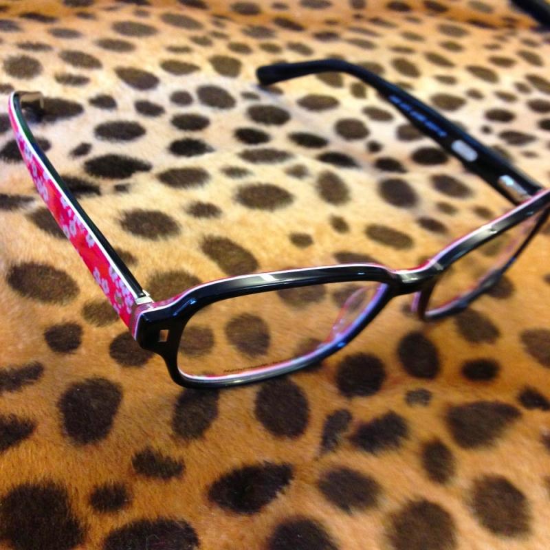 Brille von Clémence & Margaux Handmade aus Frankreich  - Augenart Brillen - Kunst & mehr - Ettlingen