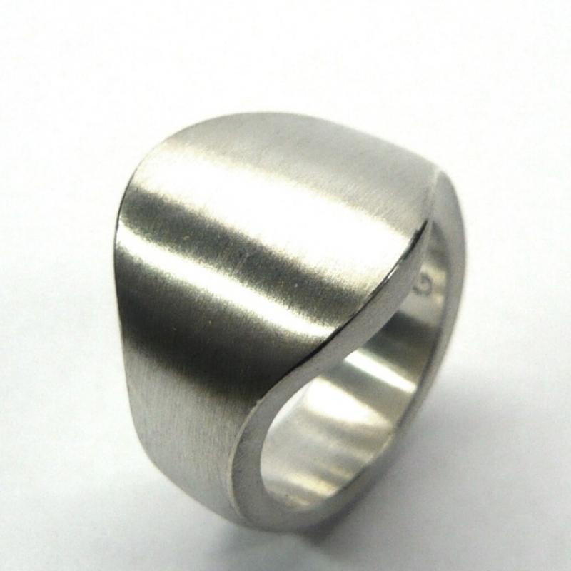 Ring; 925/-Silber - Marcus Götten Goldschmiedemeister - Köln- Bild 1