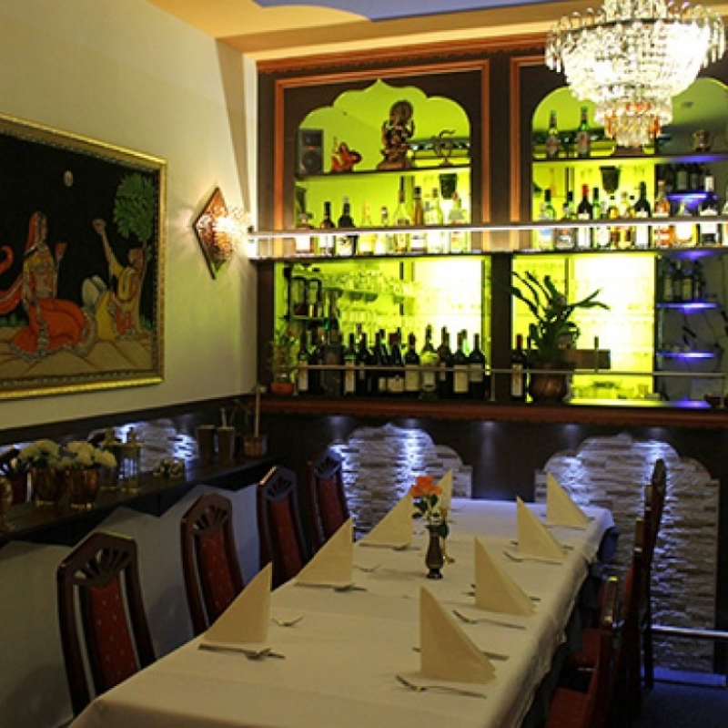 India Restaurant - Goa of India - Schwetzingen