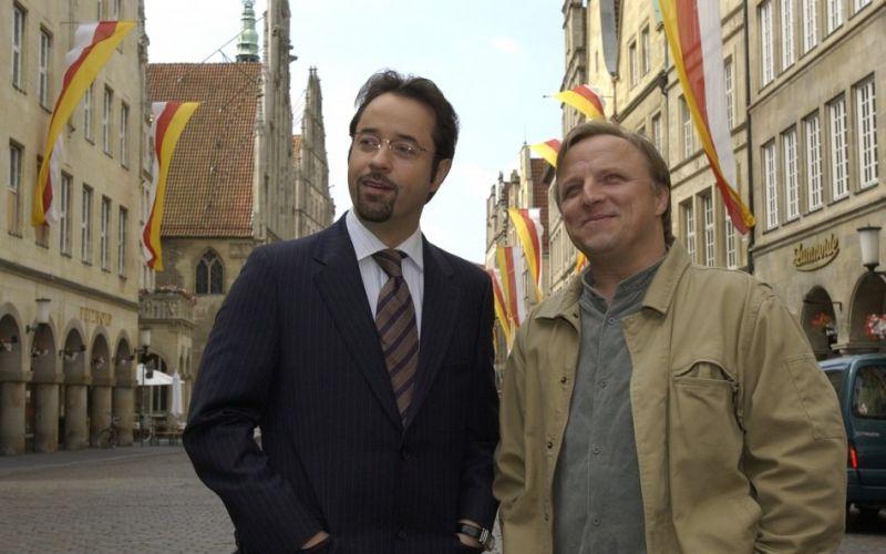Münsteraner Tatort Kommissare - (c) Presseamt Münster
