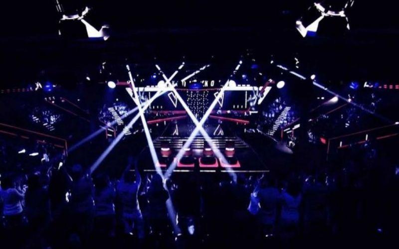 The Voice Studio - (c) flickr.com/Televisione Streaming/https://www.flickr.com/photos/televisione/26301848420/