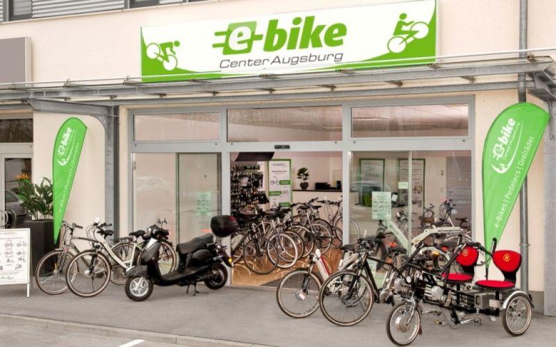 Photo von e-bike Center Augsburg in Augsburg