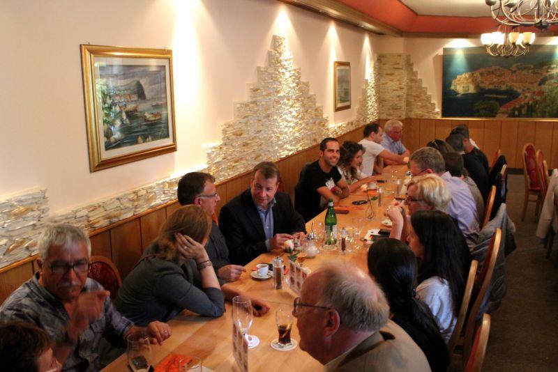 Foto 7 von Restaurant Dorfaue in Berlin
