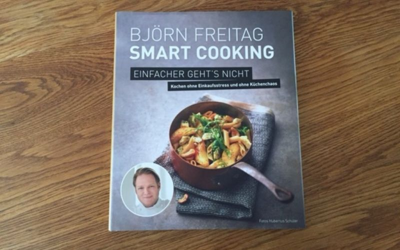 © Björn Freitag / Smart cooking / Becker Joest Volk Verlag / Christine Pittermann