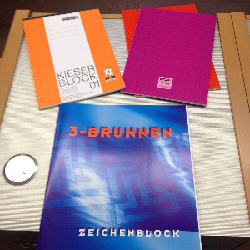 Brunnen Schreibwaren  - Schreibwaren Trimpl - Homburg
