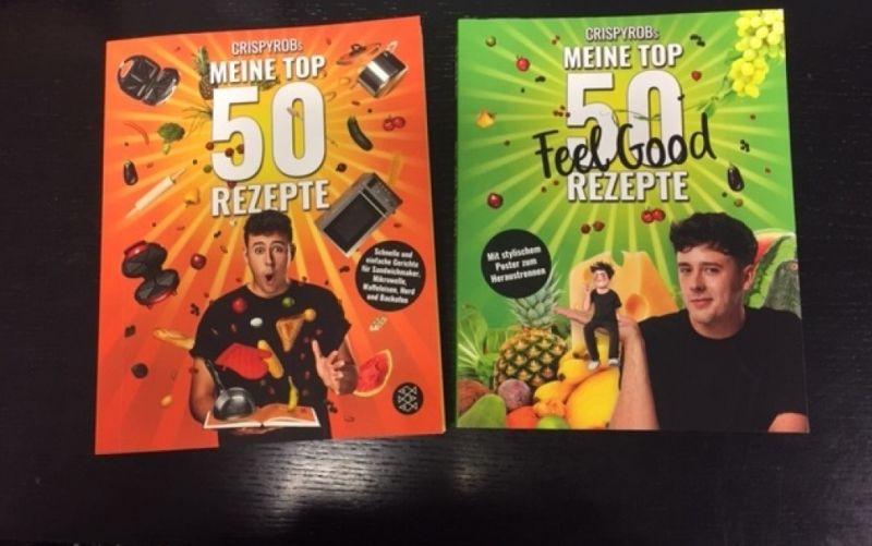 - (c) Crispyrob / Meine Top 50 Rezepte / Meine Top 50 Feel Good Rezepte