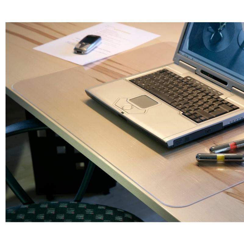 Tischmatte aus Makrolon (Polycarbonat) mit glatter Oberfläche, 50 x 70 cm; diese Schreibtischunterlage ist erhältlich unter http://www.trendproducts.de/shop. - trendproducts CITY - Stuttgart