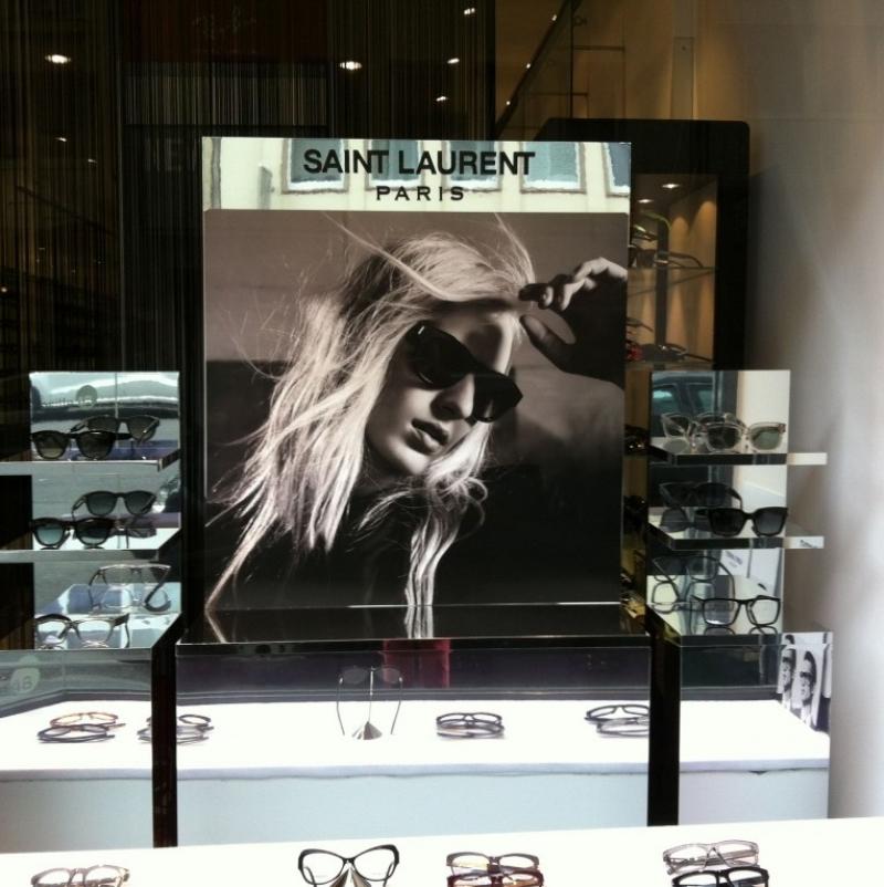 Die neuen SAINT LAURENT Brillen sind da . - Brille 48 - Köln