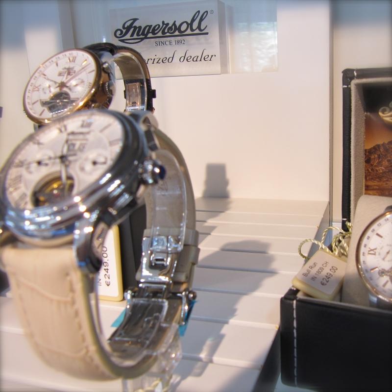 Ingersoll Uhren - TIMELESS Uhren & Schmuck - Fellbach