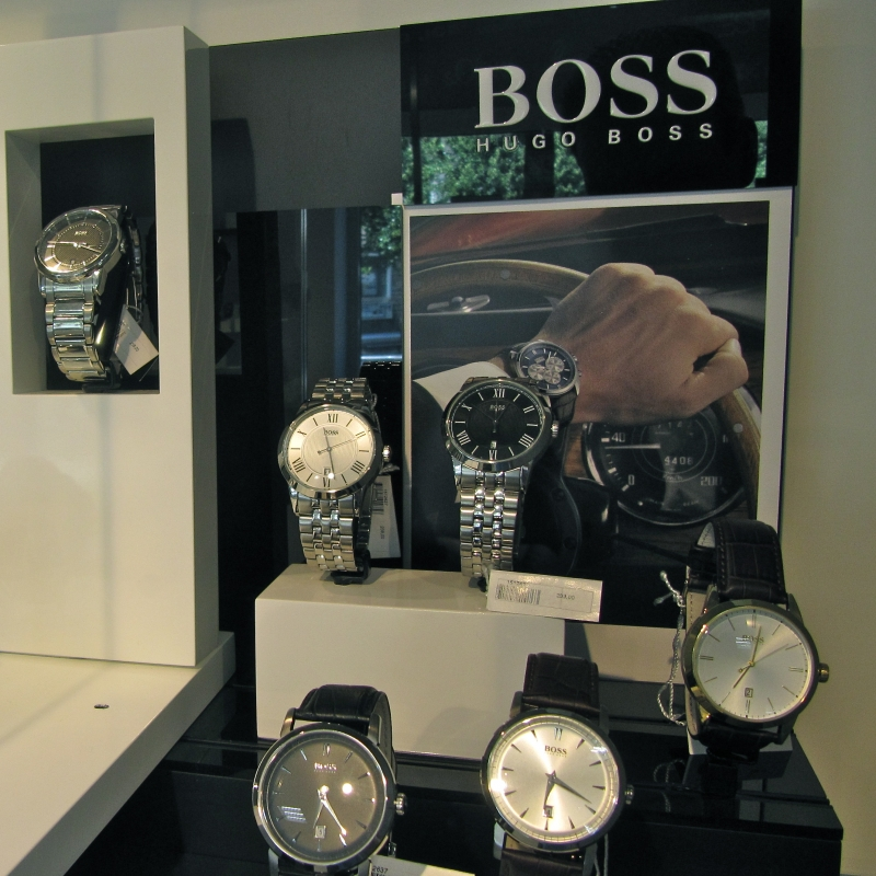 HUGO BOSS Uhren - TIMELESS Uhren & Schmuck - Fellbach