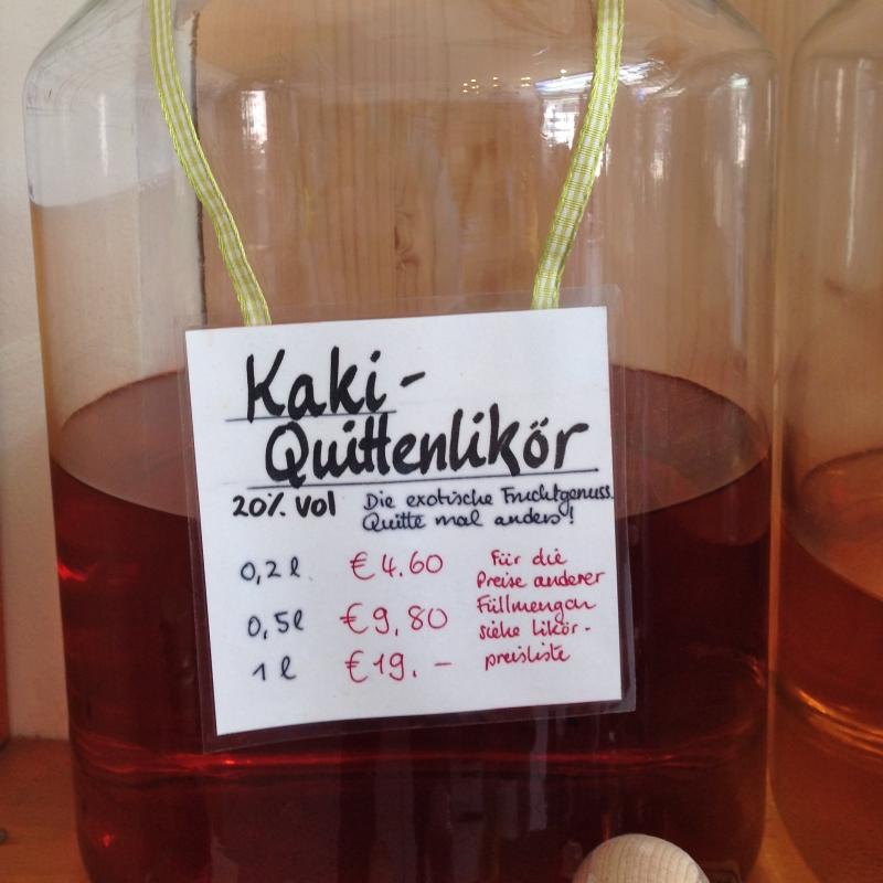 Verschiedene Likörsorten und Aperitifs  - Wein & Tee Lädle - Ludwigsburg