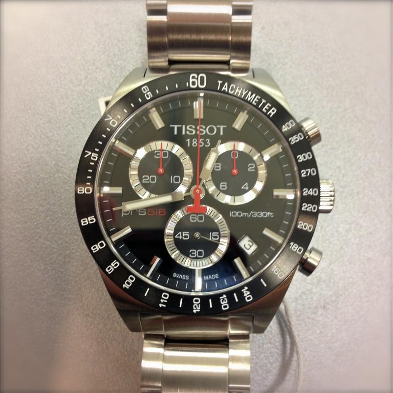 Uhr von TISSOT 1853 - Juwelier Burkhardt - Esslingen