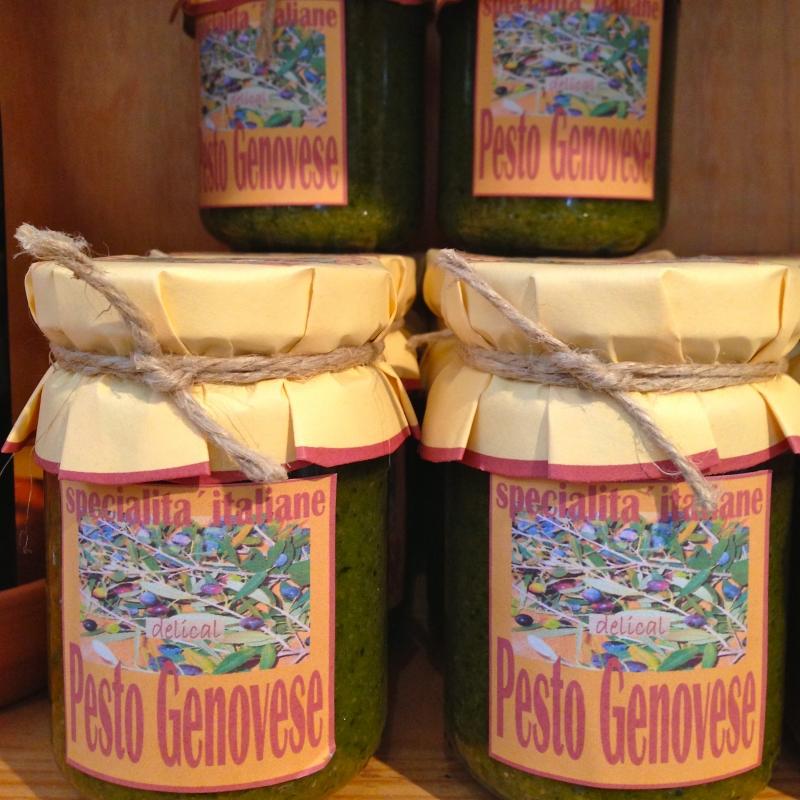 Pesto Genovese specialita italiane - Wein & Tee Lädle - Ludwigsburg
