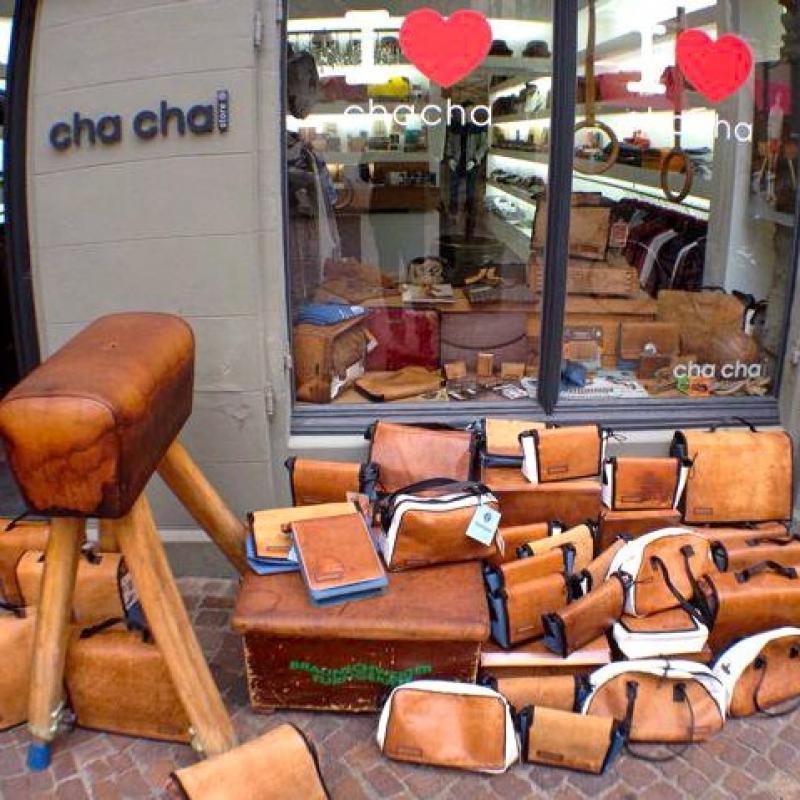 Taschen von Zirkeltraining - chacha-store® Ludwigsburg - Ludwigsburg