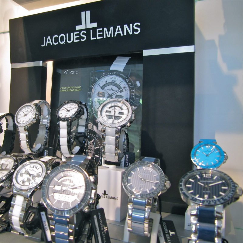JACQUES LEMANS Uhren - TIMELESS Uhren & Schmuck - Fellbach