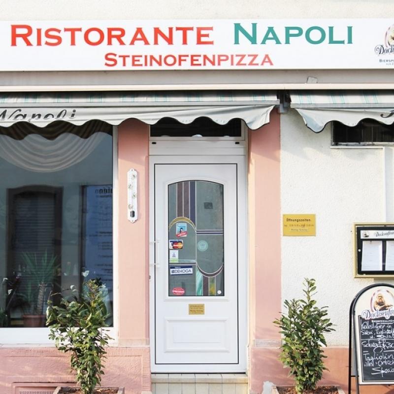 Neckarau Restaurant Napoli - Ristorante Pizzeria Napoli - Mannheim