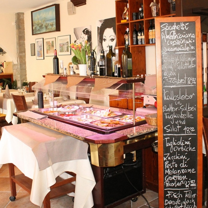Ristorante Pizzeria Napoli - Ristorante Pizzeria Napoli - Mannheim