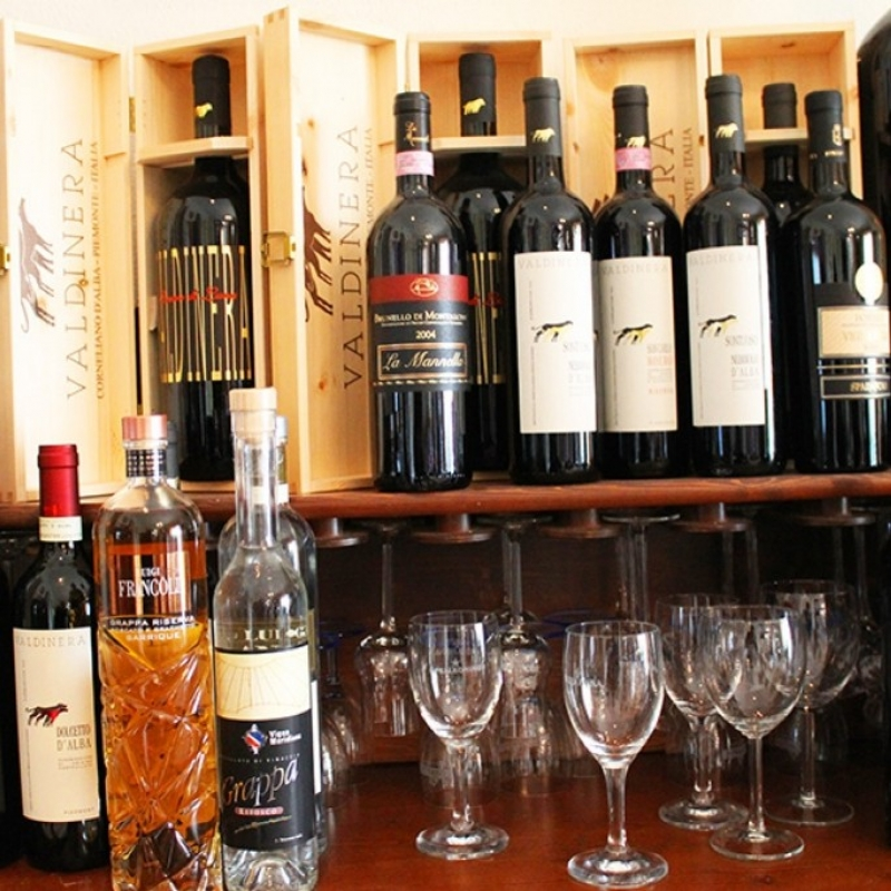Weinrestaurant Mannheim - Ristorante Pizzeria Napoli - Mannheim