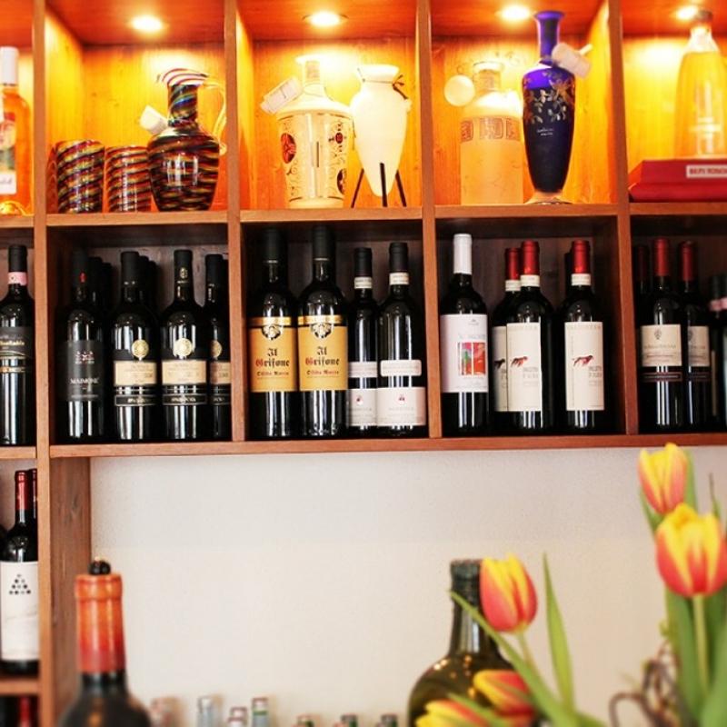 Weinhandlung Mannheim - Ristorante Pizzeria Napoli - Mannheim