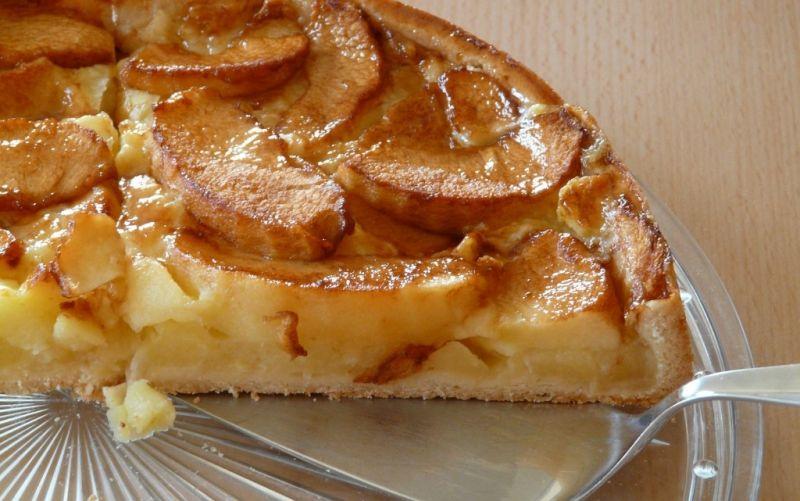 Apfelkuchen - (c) Hans/https://pixabay.com/de/apfelkuchen-äpfel-kuchen-torte-6007/