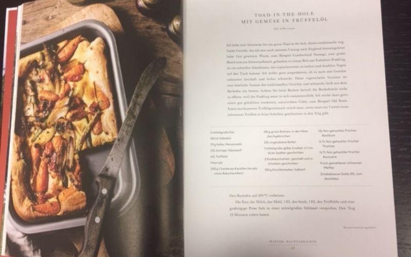 Marte kocht / Rezepte und Geschichten aus meinem Cottage / Knesebeck Verlag / Marte Marie Forsberg