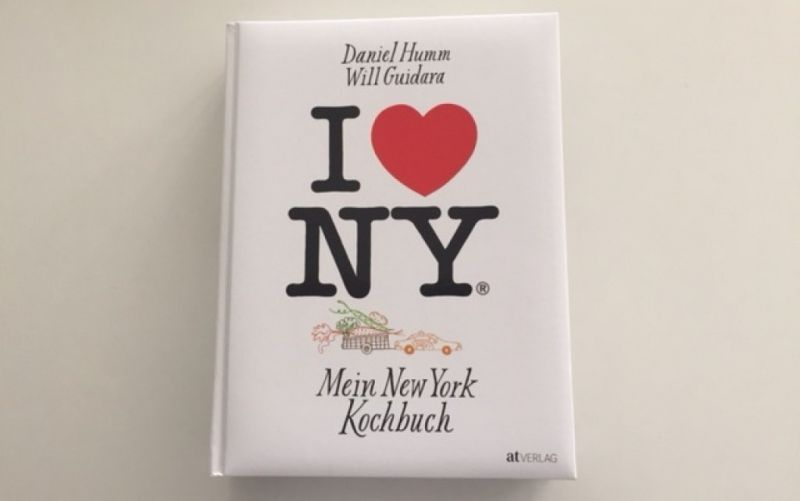 - (c) I love New York/ Daniel Humm/ Will Guidara/ Mein New York Kochbuch/ Christine Pittermann