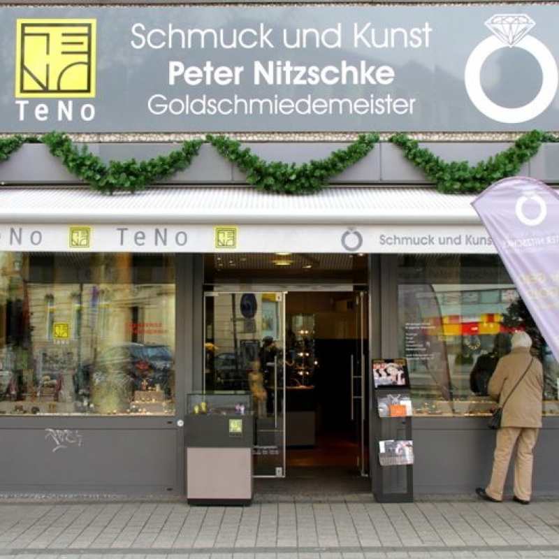 Schmuck + Kunst Peter Nitzschke Goldschmiedemeister - Schmuck + Kunst Peter Nitzschke Goldschmiedemeister - Karlsruhe