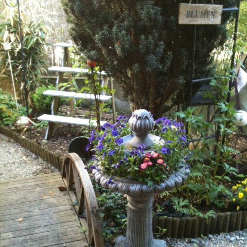 Der schöne Dinge Laden - Garten - Der schöne Dinge Laden - Dachau