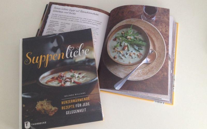 Suppenliebe Kochbuch - (c) stadtmagazin.com / Anna Brinkmann