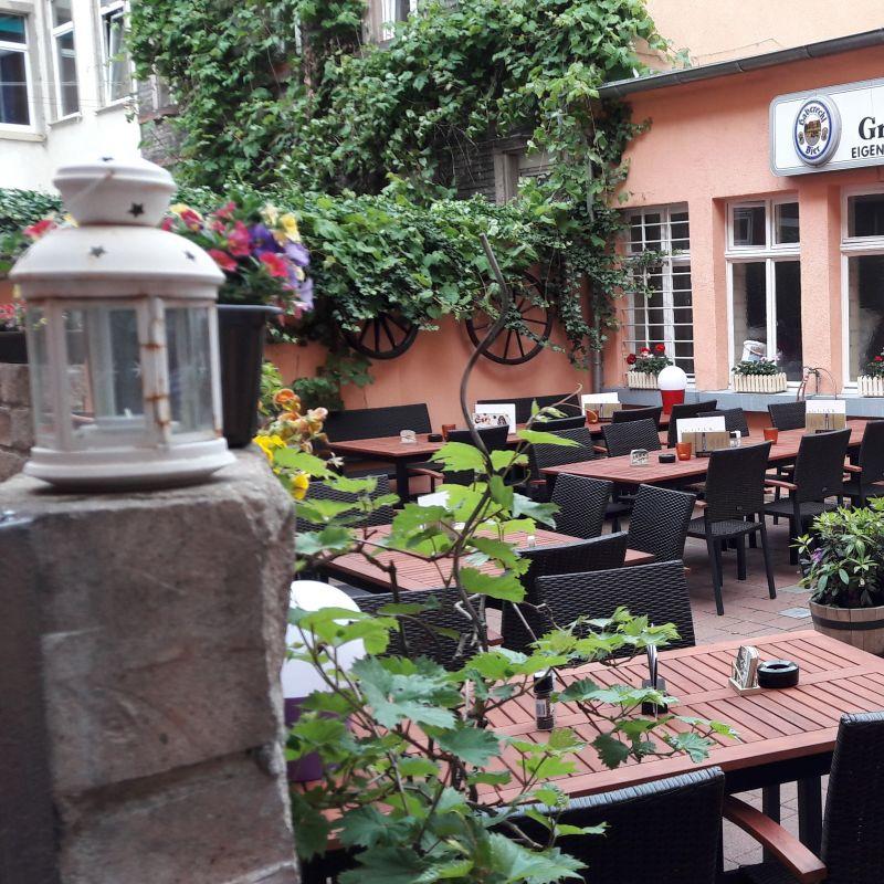 Besuchen Sie auch unseren schönen Kurfürst Biergarten !! Wir freuen uns auf Ihren Besuch.  Ihr Kurfürst Team   - Großer Kurfürst - Karlsruhe- Bild 2
