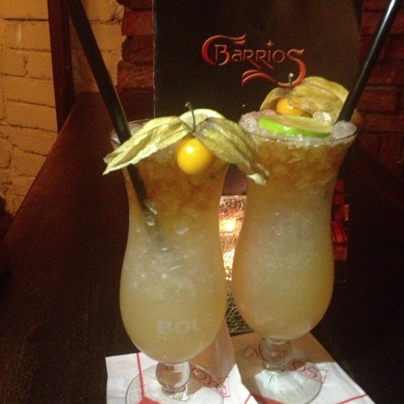 Mai Tai Cocktail - Barrios - Köln