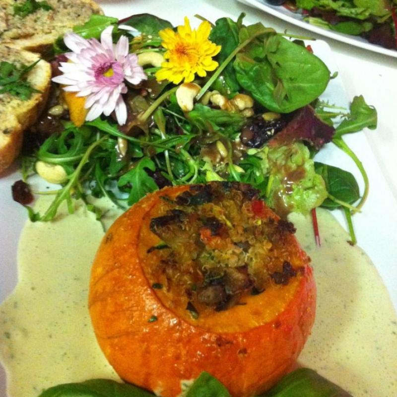 Mittagstisch - VELO Vegetarisches Restaurant - Heilbronn- Bild 1