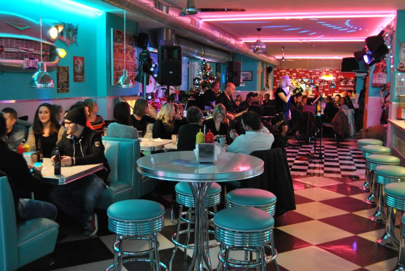 Foto 2 von Arizona Diner Saarbrücken in Saarbrücken