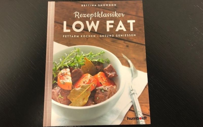 - (c) Rezeptklassiker Low Fat / Bettina Snowdon / Humboldt Verlag