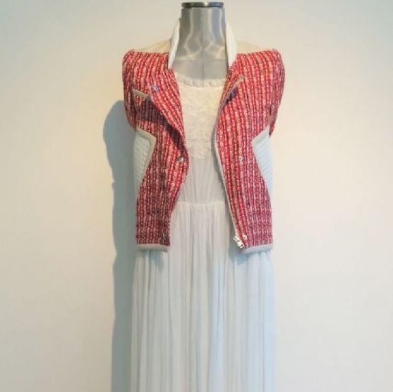 Kleid Mes Demoiselles 569,00 €, Jacke IRO 689,00 € - Best Tina Josenhans - Stuttgart