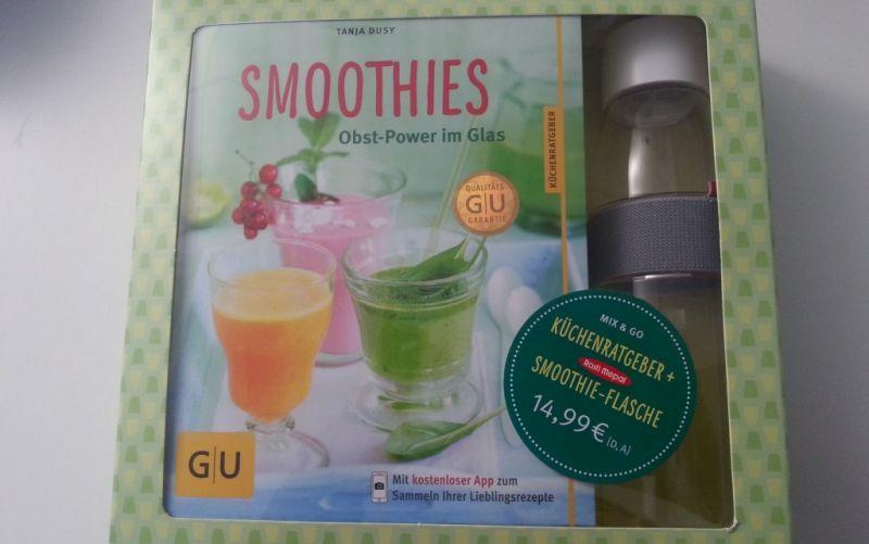 Smoothie-Set - (c) Kathrin Stegherr/stadtmagazin.com